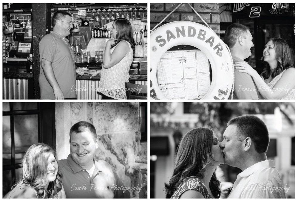 Sandbar, Coconut Grove, FL, Engagement, Photography