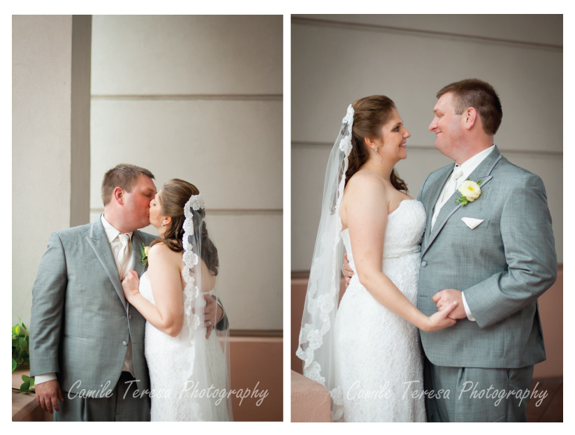 Jon and Melissa Sunrise, Florida Wedding Photo Collage 1