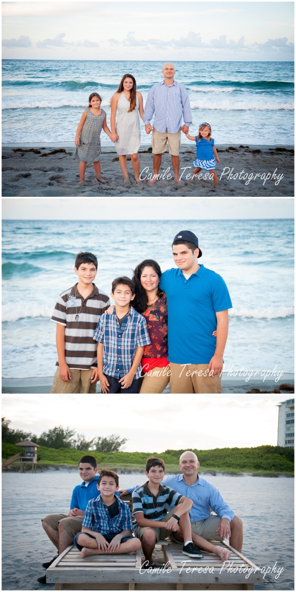 Salemme, Delray Beach, Family Portrait (15)
