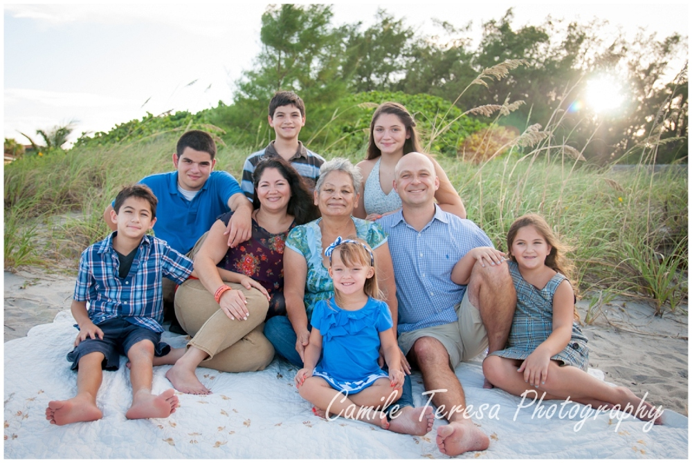 Salemme, Delray Beach, Family Portrait (5)