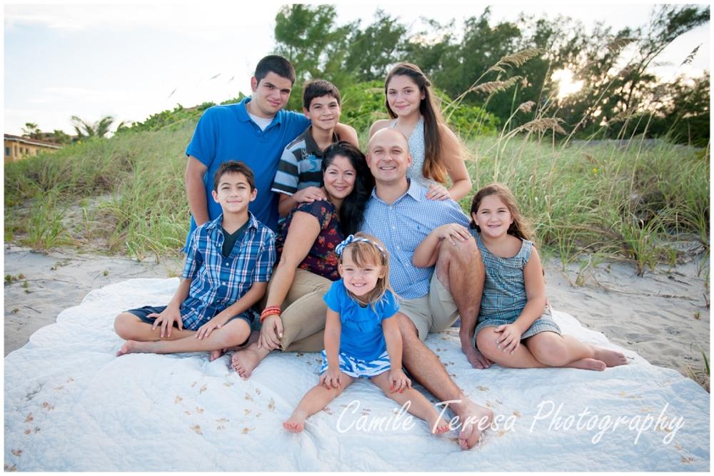 Salemme, Delray Beach, Family Portrait (6)