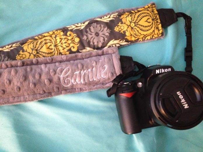 Sew Tamz Camera Strap-4