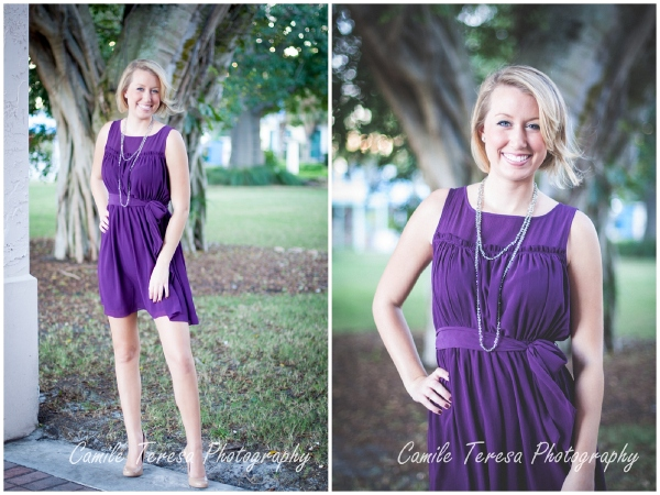 Kaitlyn Delray Beach Portrait Session