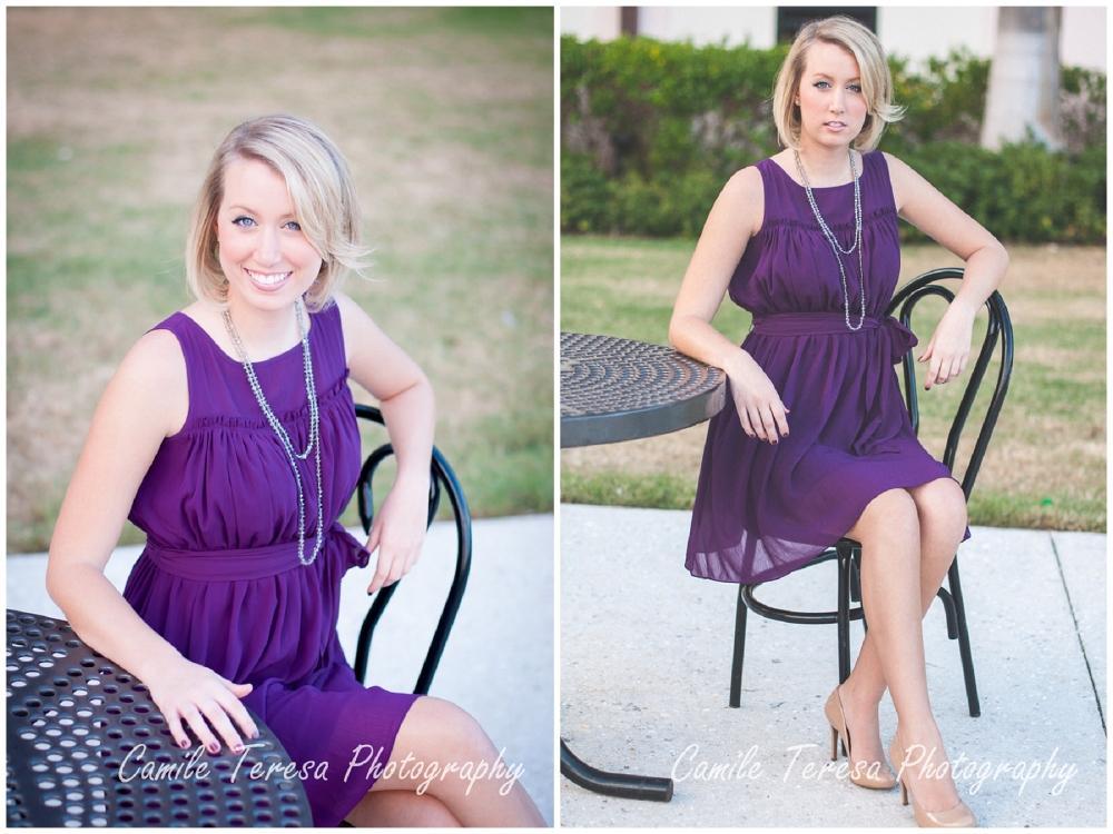 Kaitlyn Delray Beach Portrait Session