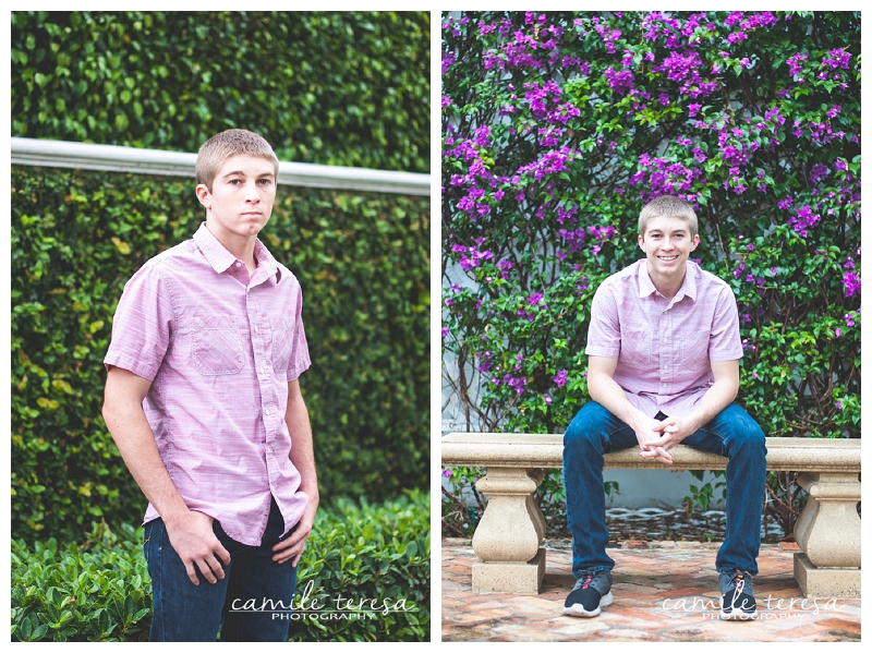 Ryan Class of 2015 Senior Portraits Camile Teresa Photography South Florida Portrait Photographer (4)