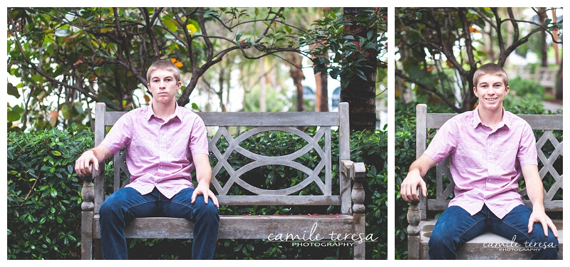 Ryan Class of 2015 Senior Portraits Camile Teresa Photography South Florida Portrait Photographer (8)