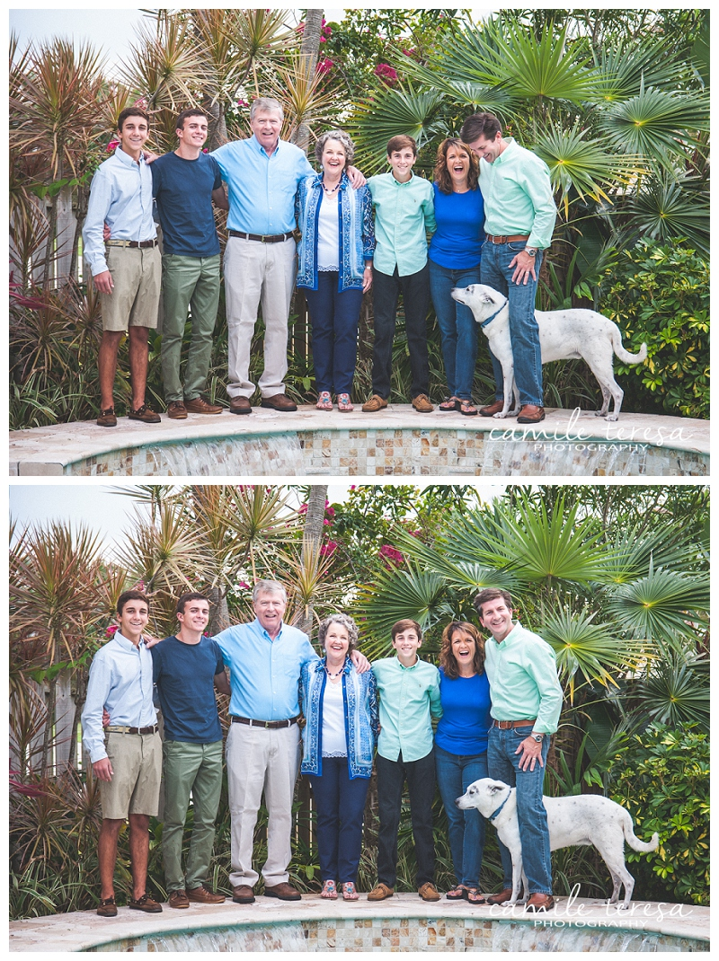 Sonderegger Extended Family, Camile Teresa Photography, South Florida Photographer (1)