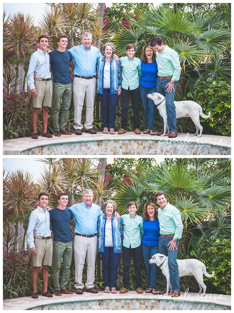 Sonderegger Extended Family, Camile Teresa Photography, South Florida Photographer (1)