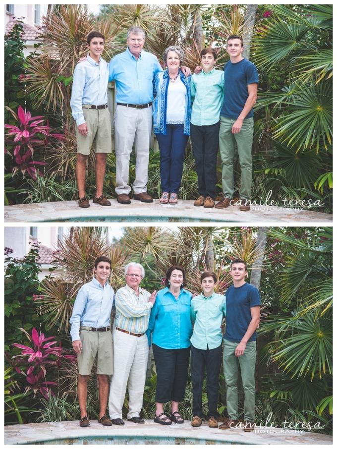 Sonderegger Extended Family, Camile Teresa Photography, South Florida Photographer (2)