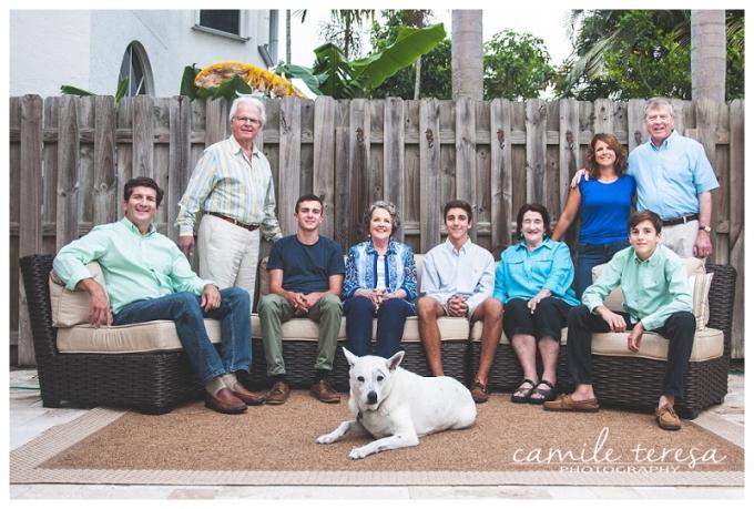Sonderegger Extended Family, Camile Teresa Photography, South Florida Photographer (4)