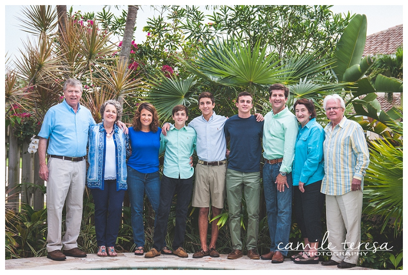 Sonderegger Extended Family, Camile Teresa Photography, South Florida Photographer (9)
